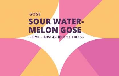 Sour Watermelon Gose