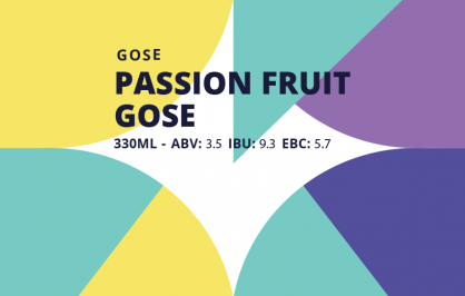 Passion Fruit Gose